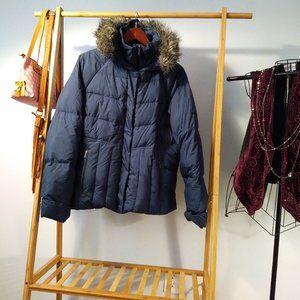 Columbia Down Fill Ski Snowboard Puffer Jacket XL